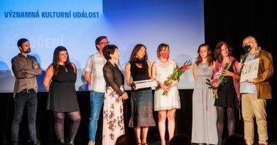VMěšťanské besedě převzali laureáti Uměleckou cenu města Plzně