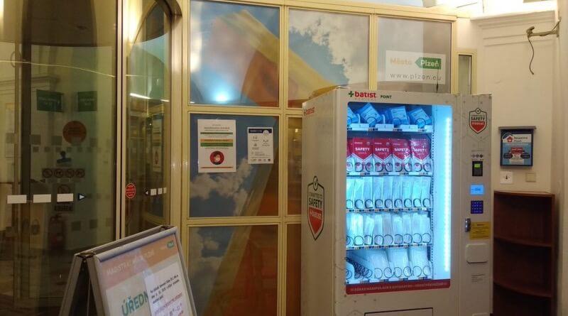 automat na roušky