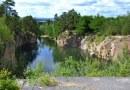 Tip na malý výlet: Procházka kolem zatopených lomů ve Štěnovicích
