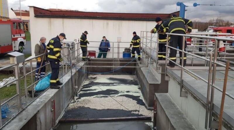 likvidace ropných látek