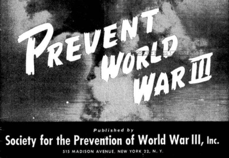 časopis Prevent World War III