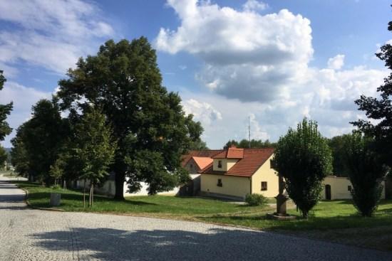 Bolevecká náves