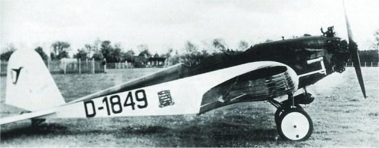 Letadlo prince Tassila