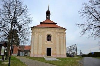 kaple Panny Marie Pomocnice křesťanů