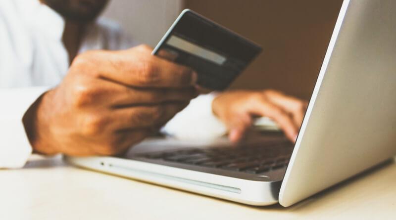 internet a platební karta