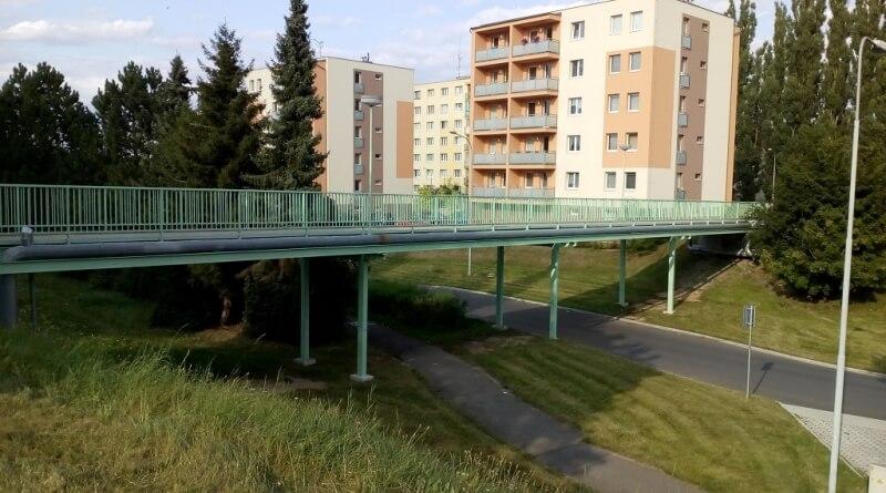Lávka Lábkova ulice