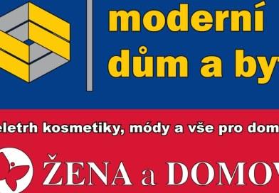 Navštivte 14. ročník veletrhů Moderní dům a byt & Žena a domov v Plzni