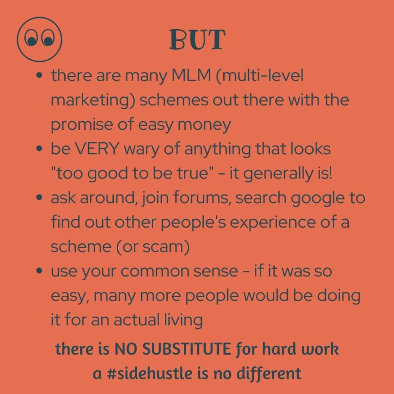MLM scams are everywhere