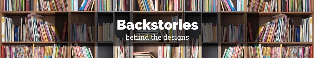 The back stories behind the designs