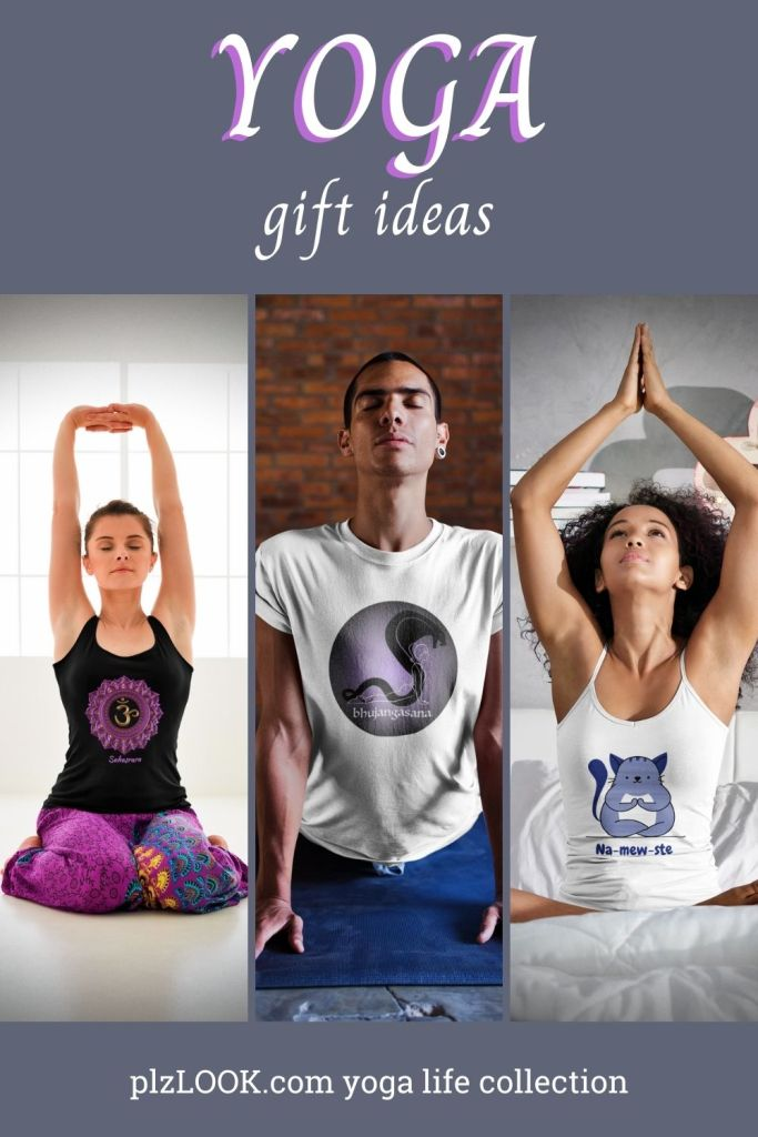 yoga gift ideas to pin on pinterest