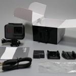GoPro HERO5 BLACK 個人開封レビュー
