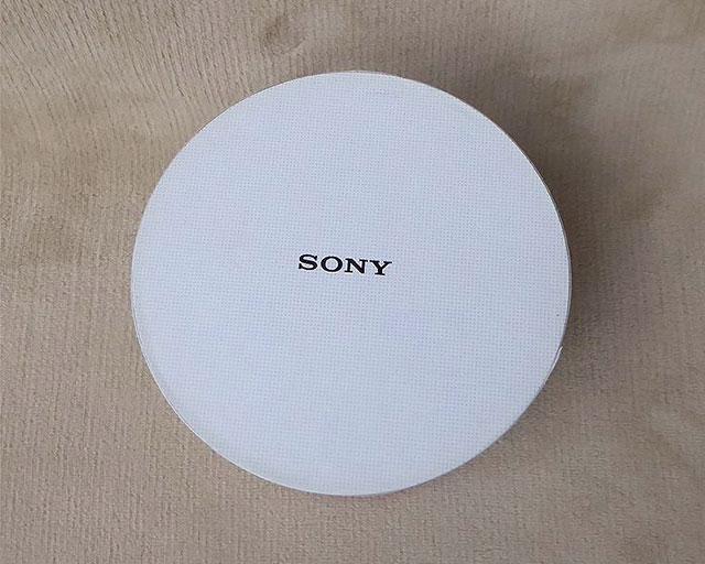 SONY-QX30の箱