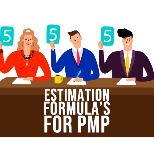 Estimation Formulas by PMP for Project Management