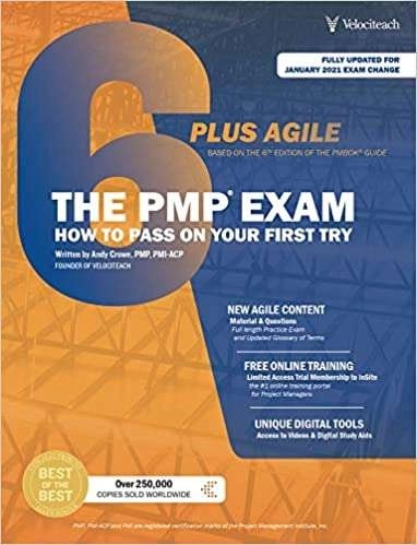 PMP Exam Book Review: How to Pass PMP Exam On First Try PDF