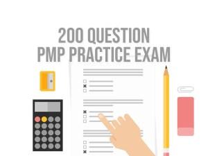 200 Question PMP Practice Exam