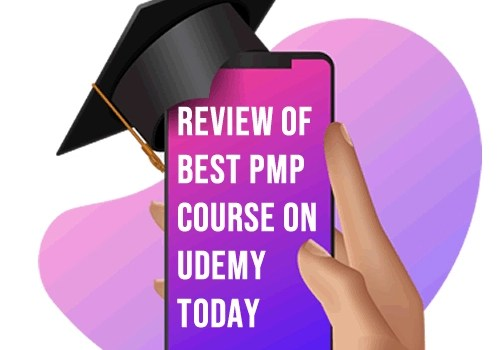 review of best pmp course on udmey