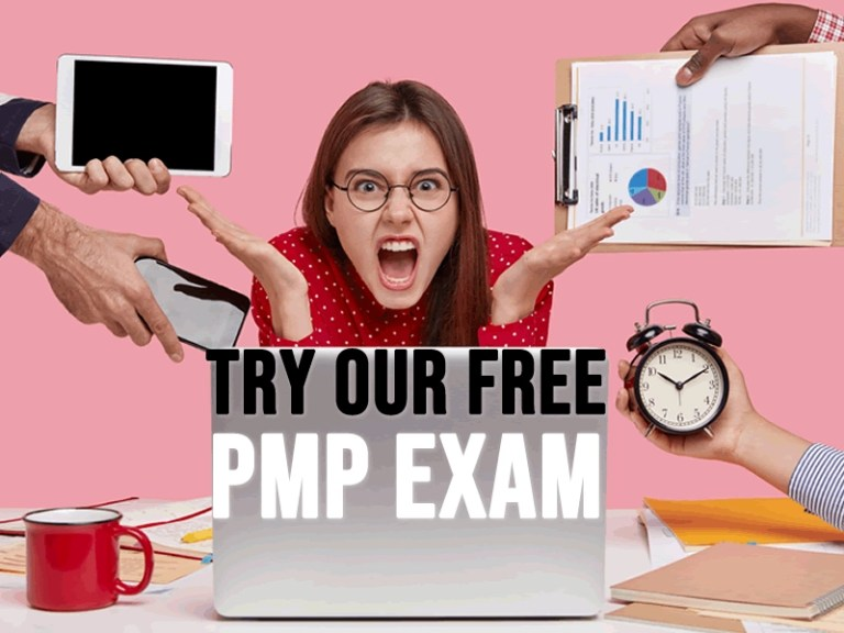 Free PMP Sample Exam 2021 Questions