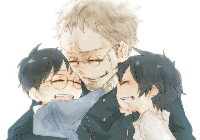 Image result for Father son anime