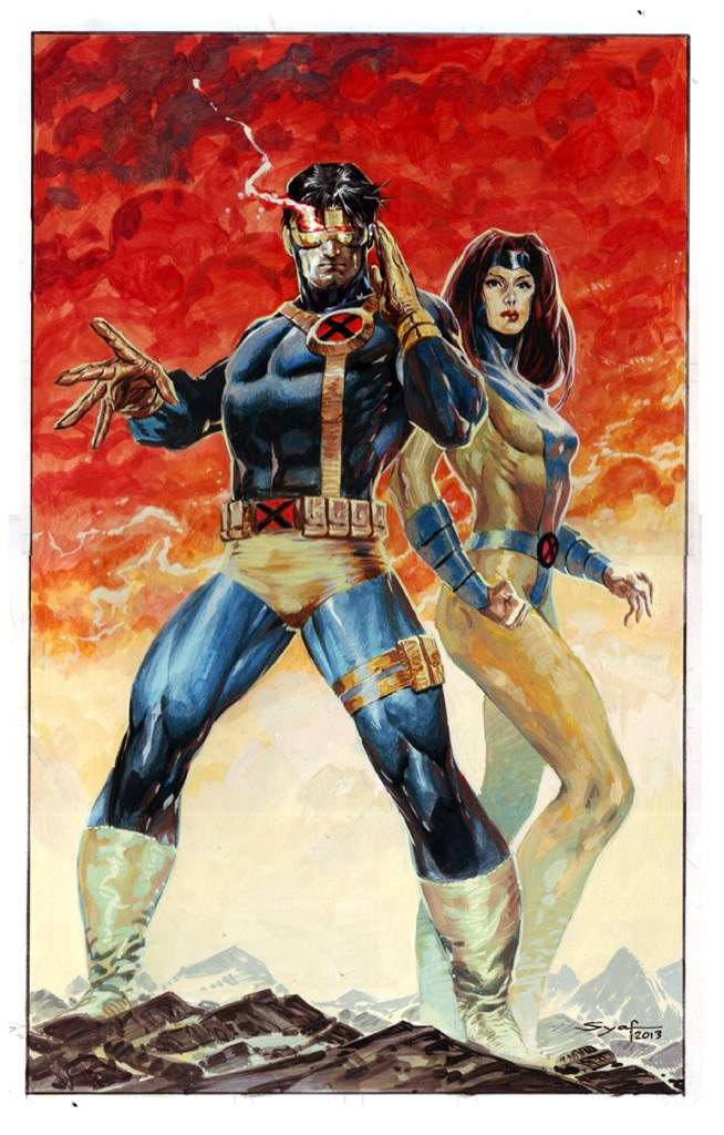 Marvel Couples Cyclops Amp Jean Grey Comics Amino