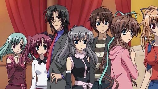 Image result for akane iro ni somaru saka anime