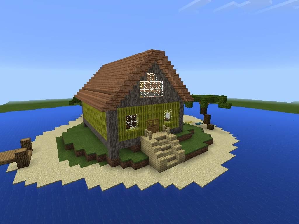 MCPE Getaway Vacation House!