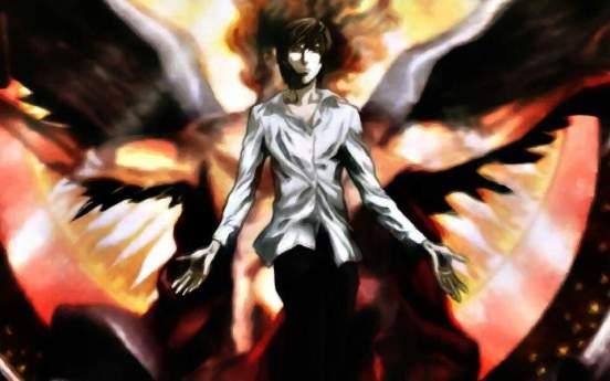 Resultado de imagen de death note Kira god