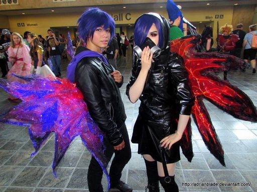 Ghoul Tokyo Name Wing Kagune