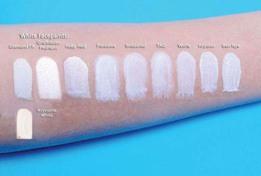 Makeup Homemade Paint Disguise They Have The Best Coverage So Unlike Other White Face Paints Because