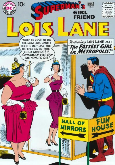Ray Norr Deviantart Lois Lane Fat