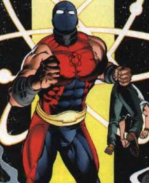 First Impresessions of Atom Smasher On Flash | Comics Amino