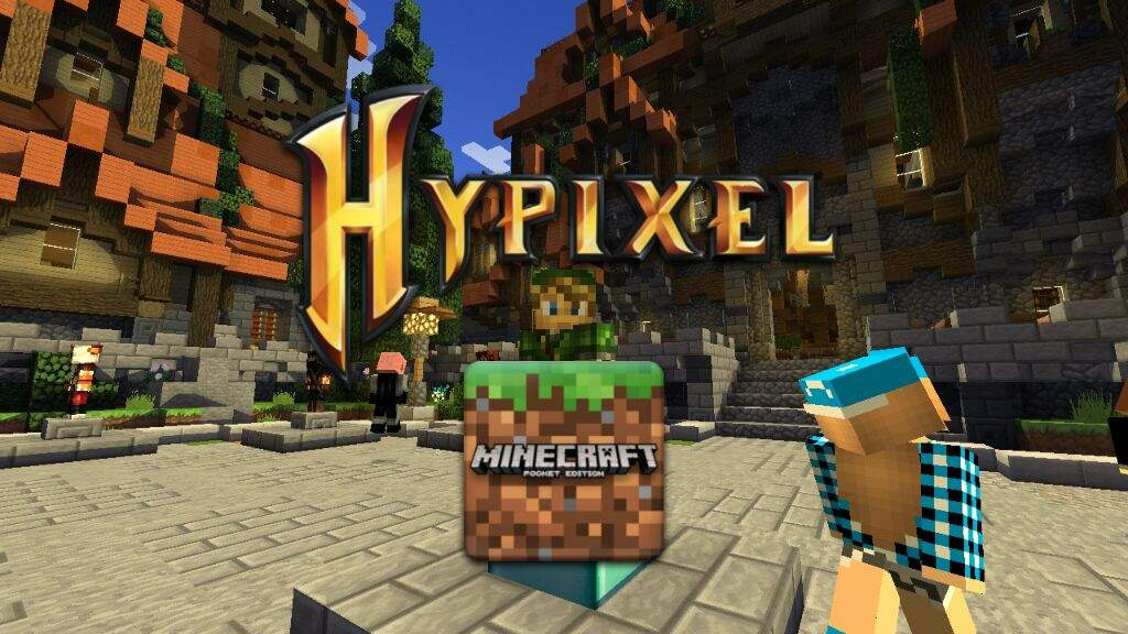 Minecraft Pe Port Hypixel Ip