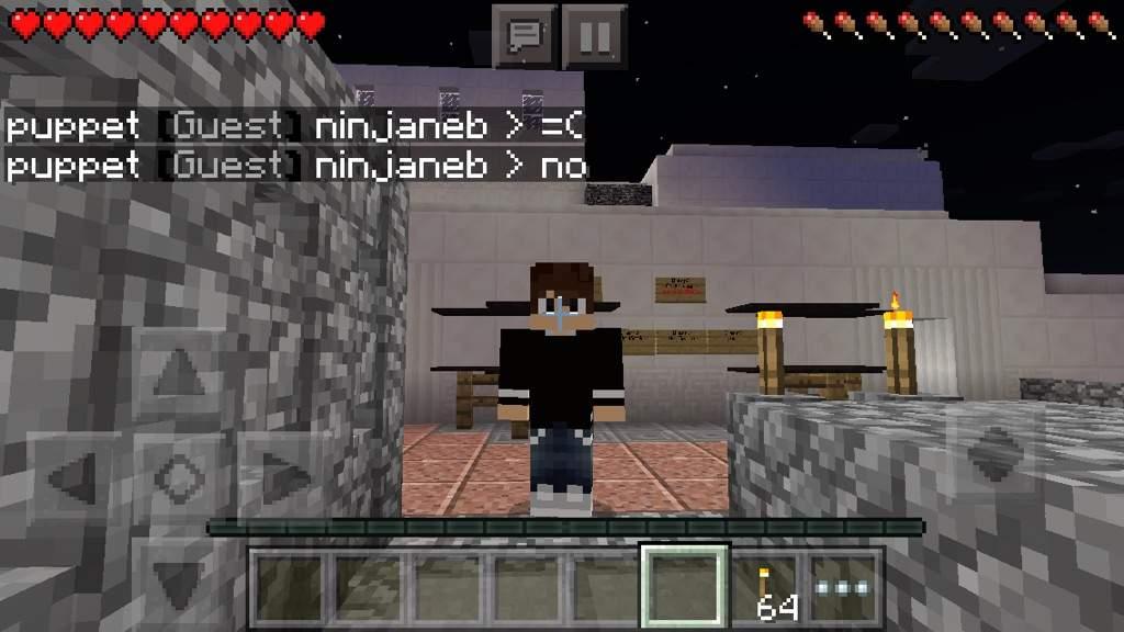Mcpe Fnaf And High School Server Minecraft Amino
