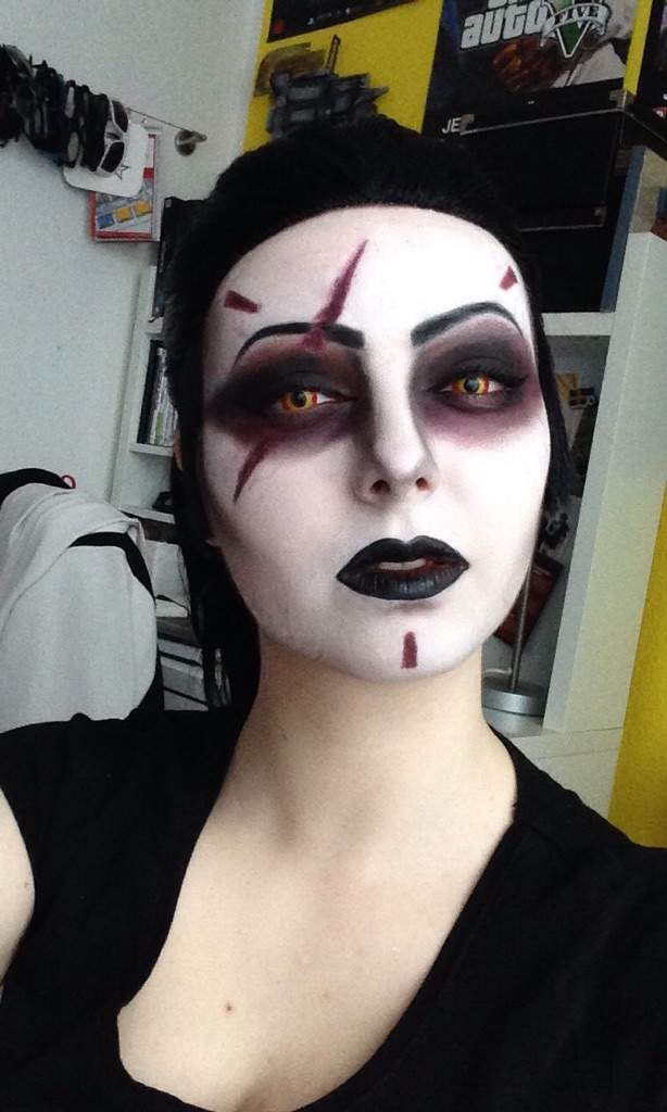 Sith Makeup Ideas Saubhaya
