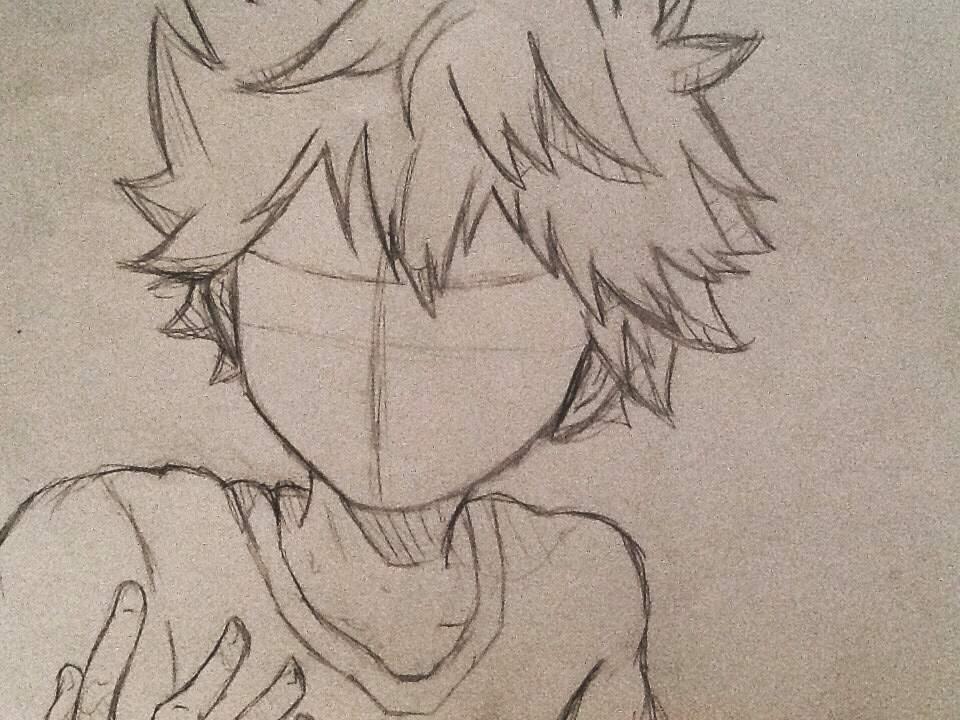 Haikyuu Drawing Anime Amino