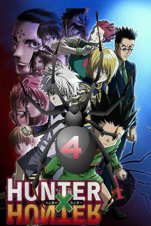 hunter x hunter poster anime amino