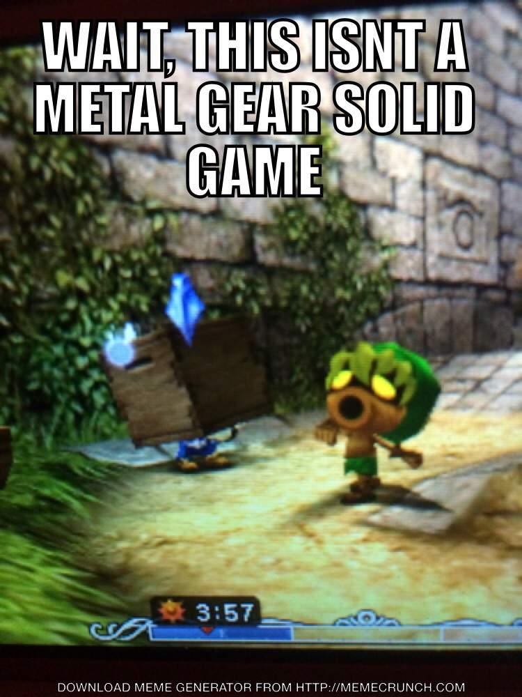The Zelda Meme Master Zelda Amino