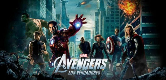 The Avengers Los vengadores Marvel Descarga HD Mega Español Latino