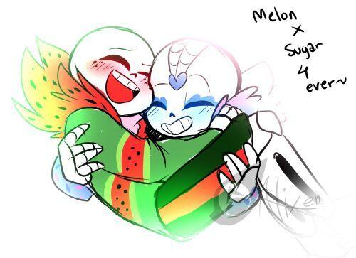 Sans Melon Sugar Sans X