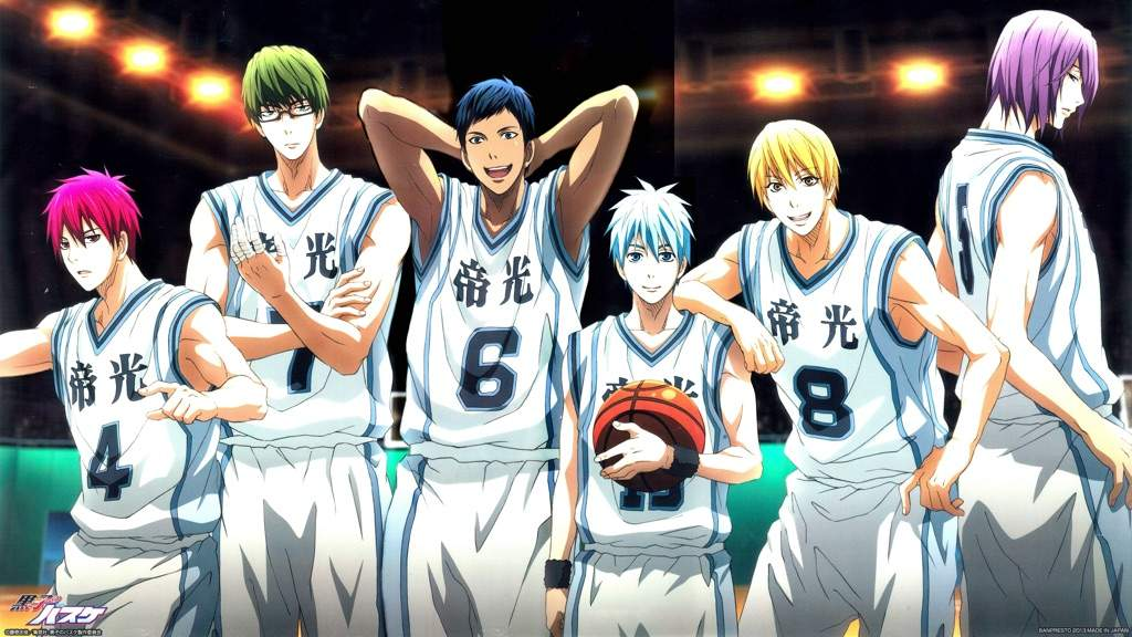 The best sports animes