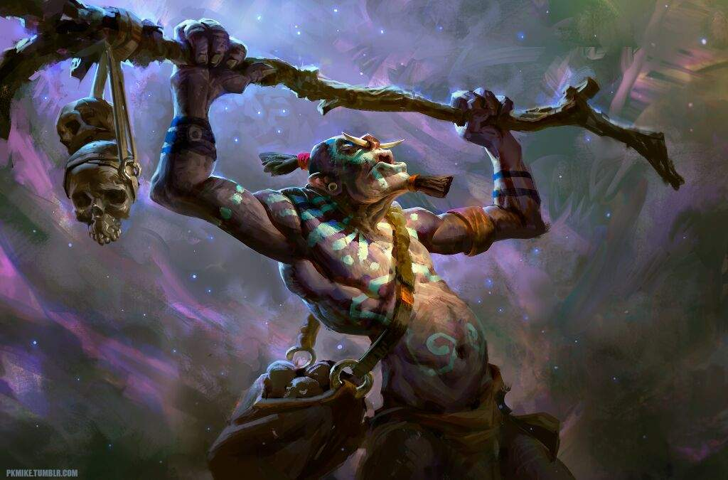 A Surprisingly Serious Witch Doctor S Guide Dota Amino