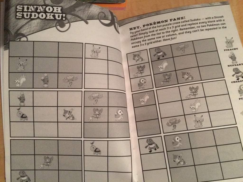 Pokemon Books Anime Trivia Activities