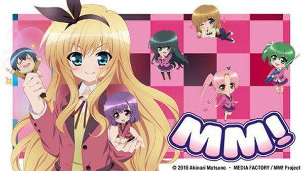 Resultado de imagem para MM anime