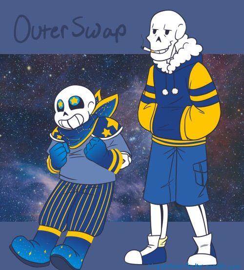 Outerswap Wiki Undertale Amino