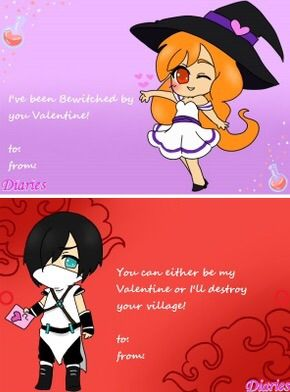 Valentines Day Cards Aphmau Lovers Amino Amino