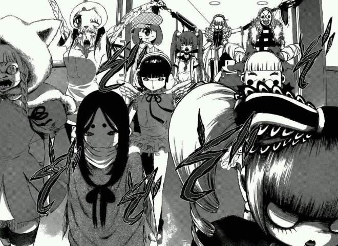 Resultado de imagem para mahou shoujo of the end invasion