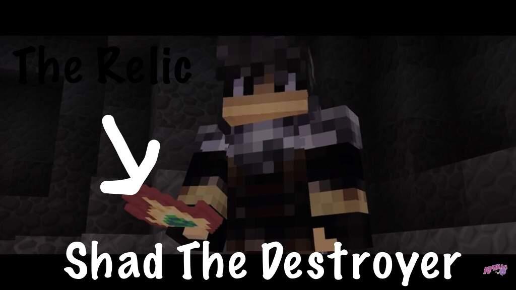 Aaron Diaries Minecraft Shad Destroyer