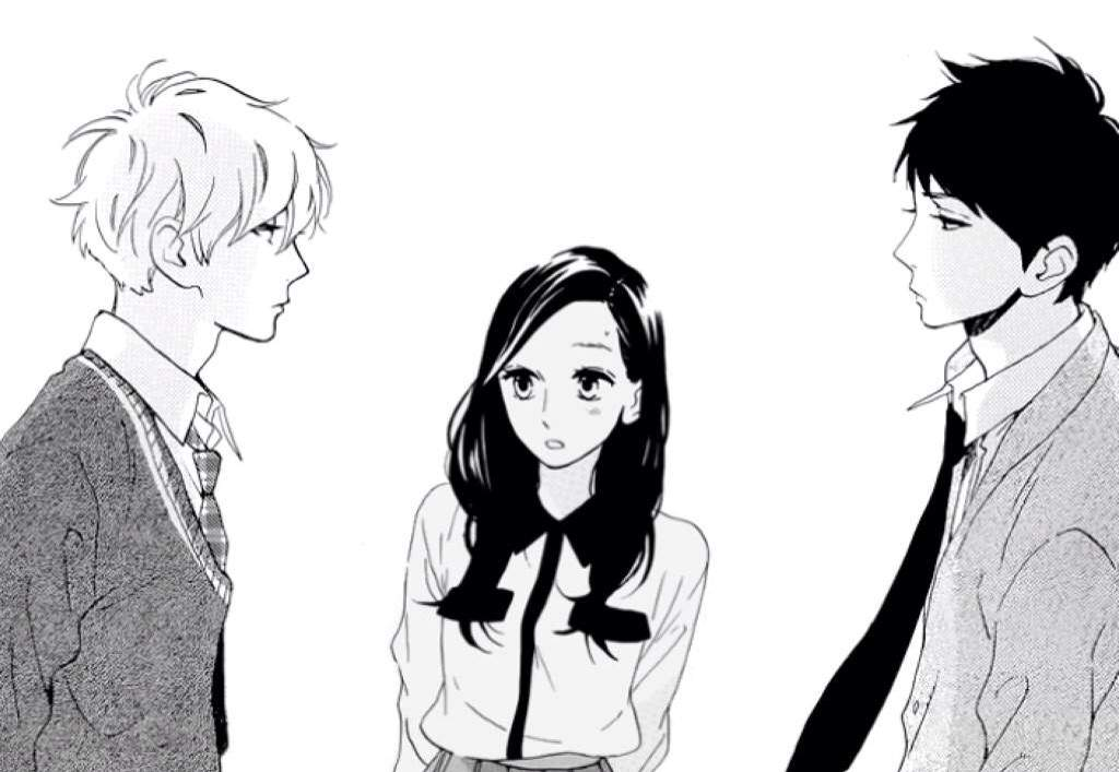 31 Wallpaper Hd Anime Love Triangle Tachi Wallpaper