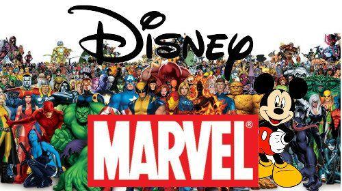 Image result for disney bought marvel