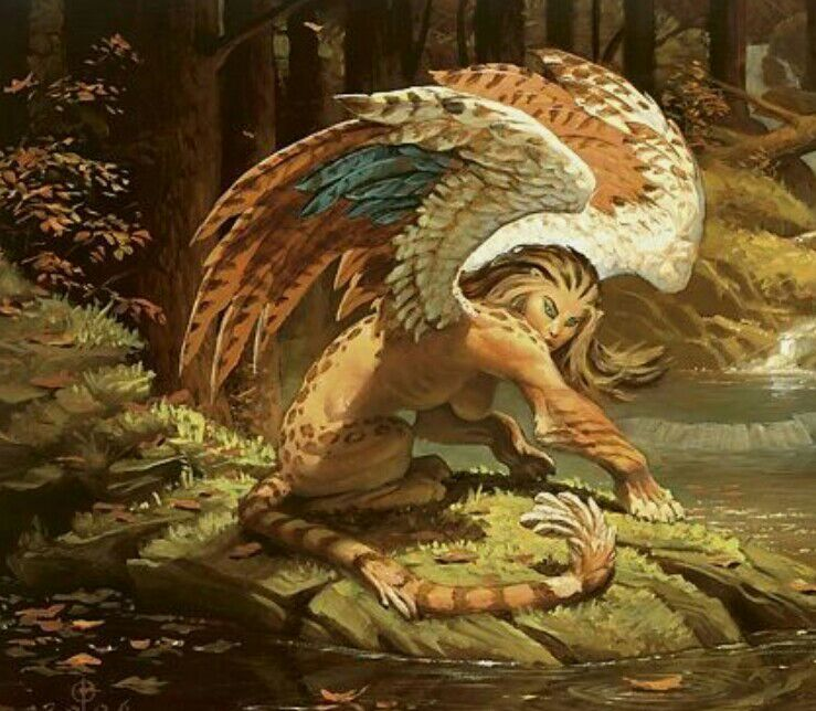 Greek Mythical Creatures