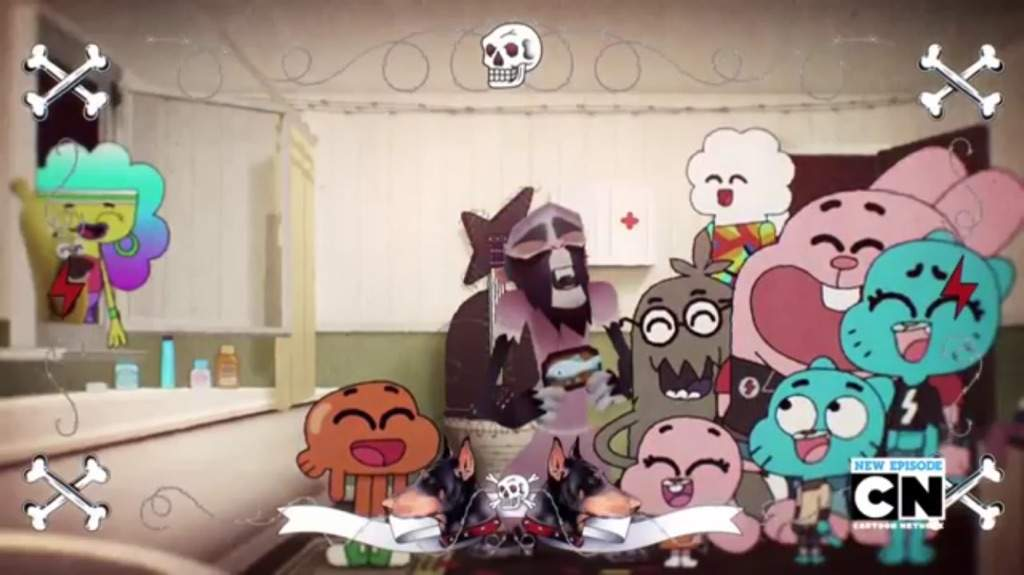 Amazing World Of Gumball Episode The Lie Thoughts